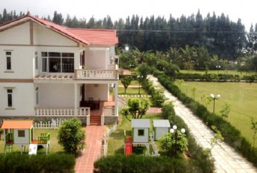 Villa 6 phòng (gồm có: 2 Double + 2 Family + 2 Twins)