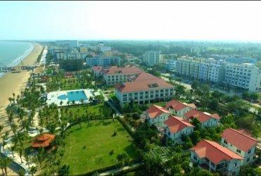 Tổ chức tour cho cán bộ nhân viên đi Hải Tiến Resort 2 ngày 1 đêm