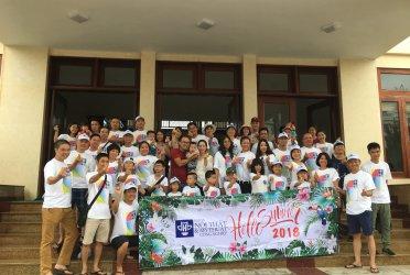 Tổ chức cho Công ty du lịch biển Hải Tiến - Team Building – Gala Dinner – Hải Tiến Resort 2 ngày 1 đêm